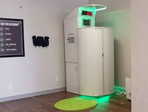 The Chill Spot Cryotherapy in Oklahoma City's Chatenay Square